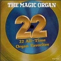 22 All Time Organ Favorites CD Photo