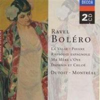 Ravel: Bolero / La Valse / Rapsodie Espagnole Photo