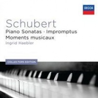 Schubert: Piano Sonatas/Impromptus/Moments Musicaux Photo