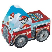 Nickelodeon Paw Patrol Puzzle In Vehicle Shaped Box Photo