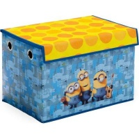 Despicable Me Minions Collapsible Toy Box Photo