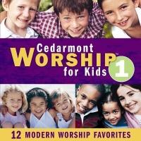 Cedarmont Worship For Kids Vol 1 CD Photo