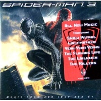Spider Man 3: Music from and in Photo