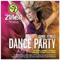 Zumba Fitness Dance Party CD Photo