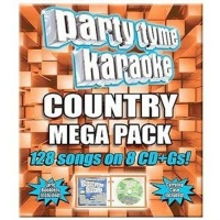 Country Mega Pack CD Photo