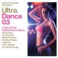 Ultra Dance 03 CD Photo