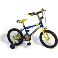 Peerless Kid's Bicycle with Training Wheels 16 Photo