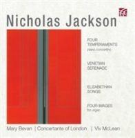 Nicholas Jackson: Four Temperaments/Venetian Serenade/... Photo