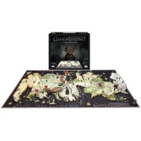 4D Cityscape Inc 4D Cityscape HBO Game of Thrones Puzzle Photo