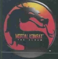 Emdvirgin Mortal Kombat-The Album CD Photo