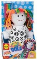 Alex Toys Colour & Cuddle Washable Doll Photo