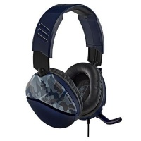 Turtle Beach Recon 70 Over-Ear Camo Gaming Headphones with Micrphone Photo