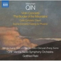 Wenchen Qin: Violin Concerto 'The Border of the Mountains'/... Photo