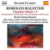 Rodolfo Halffter: Chamber Music Photo