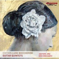 Luigi Boccherini: Guitar Quintets Photo