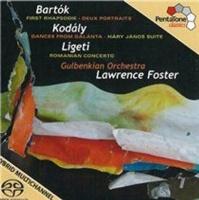 Bartok: First Rhapsodie/Deux Portraits/... Photo