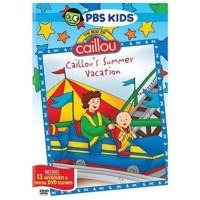 Caillou-Caillous Summer Vacation Photo