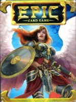Epic Trading Card Game - Starter Deck Photo