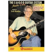Caged Guitar System Made Easy Vol 2 Photo