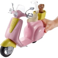 Barbie Scooter Photo