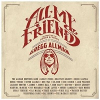 All My Friends:celebrating/gregg Allm CD Photo