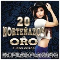 20 Nortenazos De Oro CD Photo