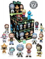 Funko Pop! Mystery Minis: Rick and Morty Vinyl Figurines Photo