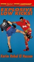Kickboxing: Explosive Low Kicks! Photo