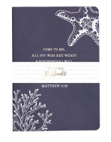 Christian Art Gifts Inc Give Me Rest Notebook Set Photo