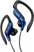 JVC HA-EB75-A-E Black Blue Intraaural headphone Photo