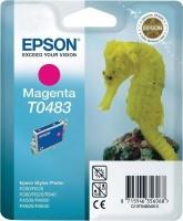 Epson T0483 Magenta Ink Cartridge Photo