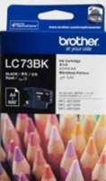 Brother LC73BK Black Ink Cartridge Photo
