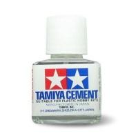 Tamiya Cement 40ml Photo