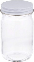 Badger 260 4oz. Glass Jar with Lid Photo