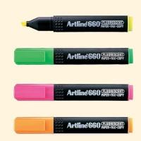 Artline EK 660 Highlighter Photo