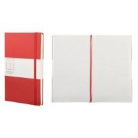 Moleskine Large Ruled Notebook Red Photo