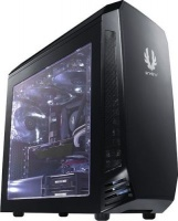 Bitfenix Aegis Windowed Micro-Tower Chassis with Programmable Icon Display PC case Photo