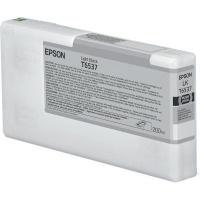 Epson T6537 Light Black Ink Cartridge Photo