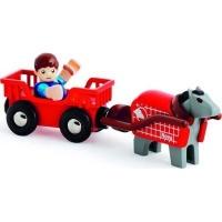 Brio Horse and Wagon Photo