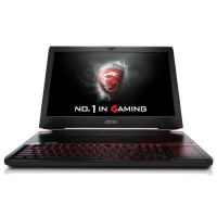 "MSI GT80S-6QD-062ZA Titan SLI Core i7 18.4"" Gaming Notebook with SteelSeries Mechanical Keyboard - Intel Core i7-6820HK 16GB RAM 1TB HDD 256GB SSD Windows 10 2 x nVidia GeForce GTX970M Photo"
