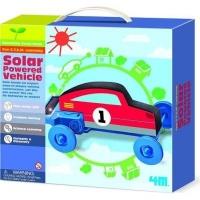 4M Solar Powered Vehicle Photo