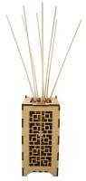 Brand Inscentives Wooden Lattice Display Box Photo