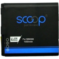 Blackberry Scoop Replacement Battery for 9360 Photo
