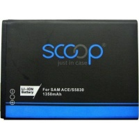 Samsung Scoop Replacement Battery for Galaxy Ace Photo