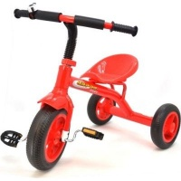 Tricycle Red With Bell Photo