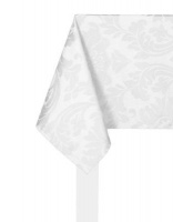 Lyric Jacquard Rectangular Tablecloth Photo