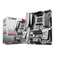 MSI X370 Intel Motherboard Photo