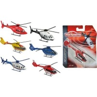 Majorette Helicopter Assortment Photo