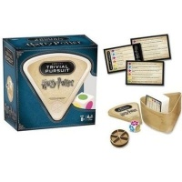 Hp - Harry Potter Trivial Pursuit Bite Size Board Game Photo