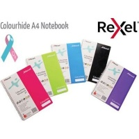 Rexel Feint Rule Notebook with a 2 Year Calender Photo